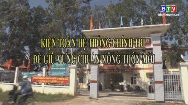 Bình Thuận nông thôn mới 21-5-2020