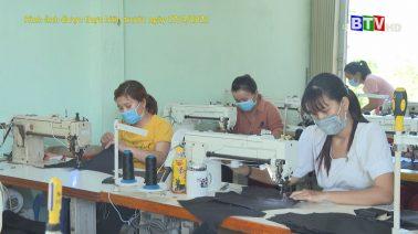 Phụ nữ khởi nghiệp 15-7-2021