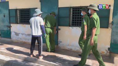 An ninh Bình Thuận 17-7-2021