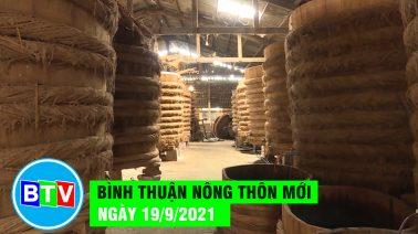 Bình Thuận nông thôn mới | 19.9.2021