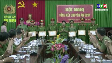An ninh Bình Thuận 9.01.2021